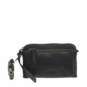 Burkely Antique Avery Mini Crossbody Black-0