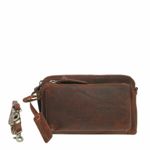 Burkely Antique Avery Mini Crossbody Brown-0