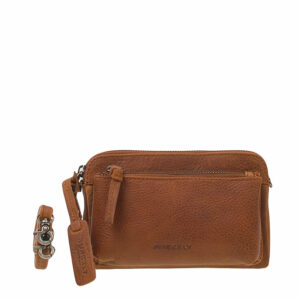 Burkely Antique Avery Mini Crossbody Cognac-0