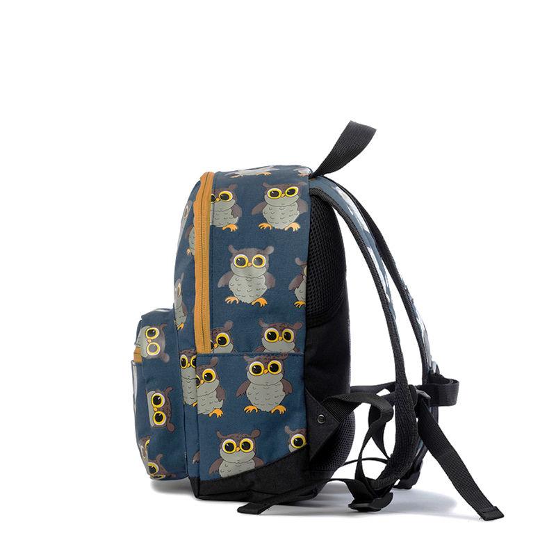 Pick & Pack Backpack Mini Owl Blue-107334