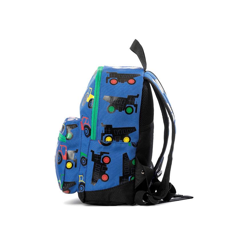 Pick & Pack Mini Backpack Tractor Blue-107354