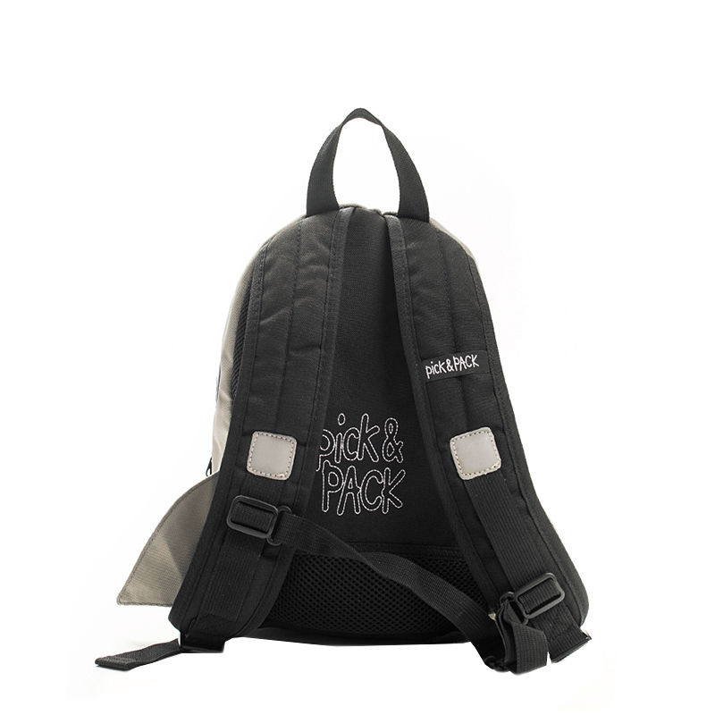 Pick & Pack Backpack Shark Shape Grey-107318