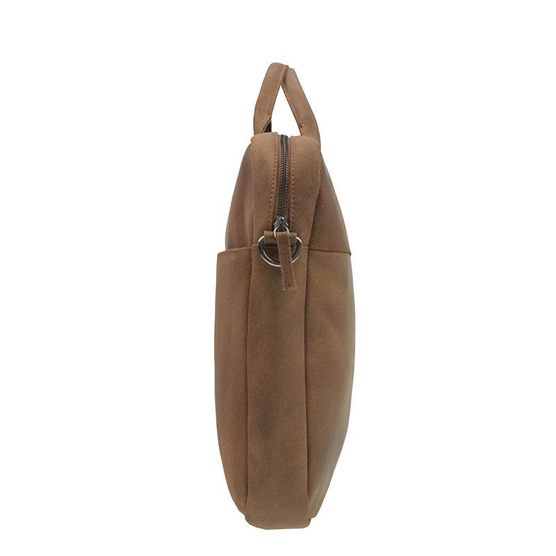 DSTRCT Fletcher Street 17'' Business Bag Cognac-107421