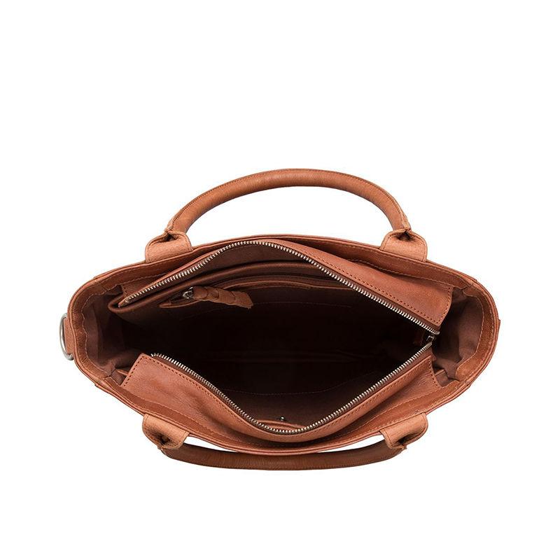 Cowboysbag Luton Big Cognac-107809