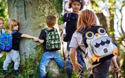 Pick And Pack: Voor alle fases van jouw kind een geweldige rugzak
