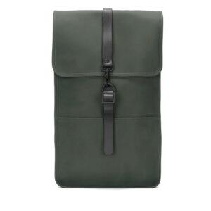 RAINS Backpack Green-0