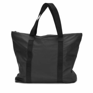 RAINS Tote Bag Black-0