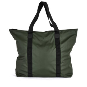 RAINS Tote Bag Green-0
