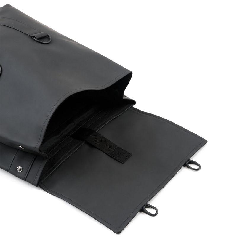 RAINS Msn Bag Black-109417