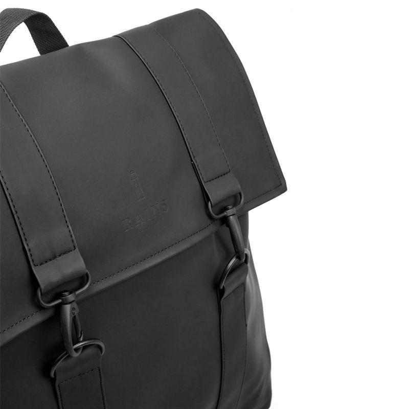 RAINS Msn Bag Black-109418