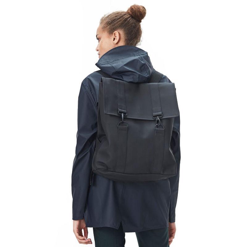 RAINS Msn Bag Black-109416