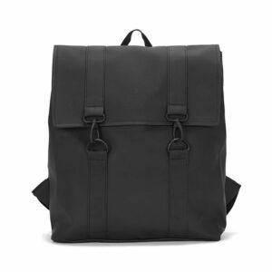 RAINS Msn Bag Black-0