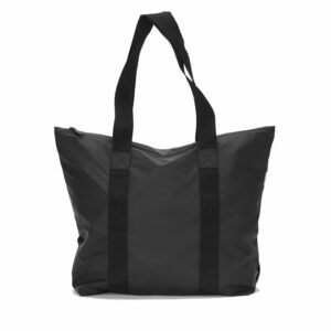 RAINS Tote Bag Rush Black-0