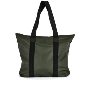 RAINS Tote Bag Rush Green-0