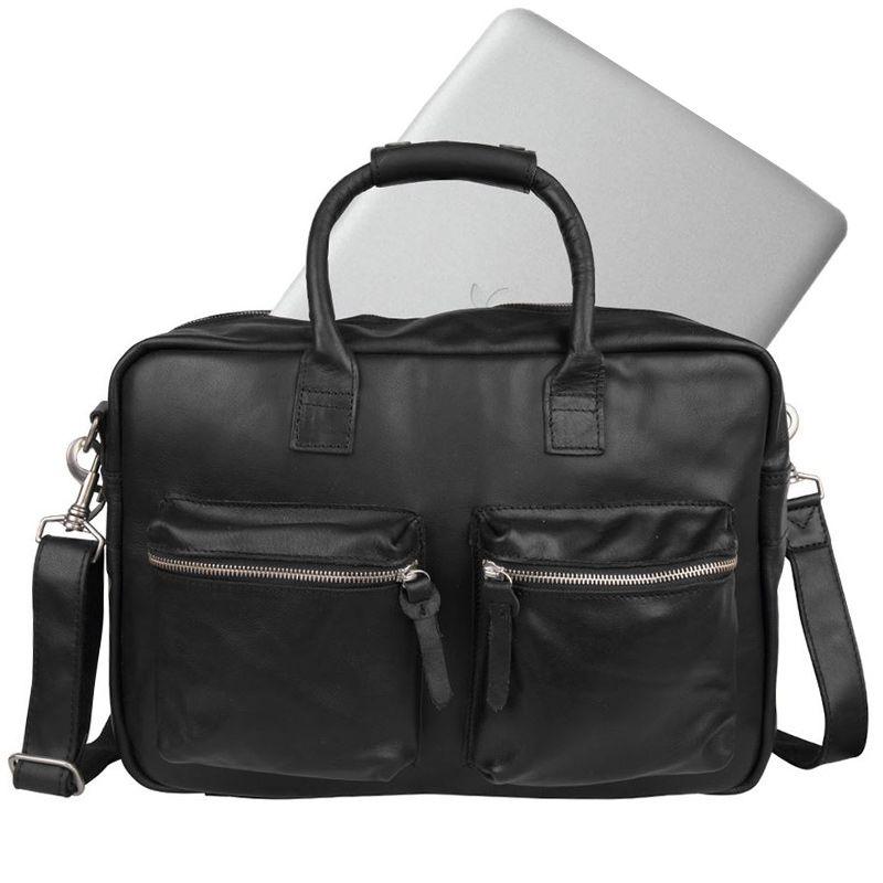 Cowboysbag The College Bag Black-0