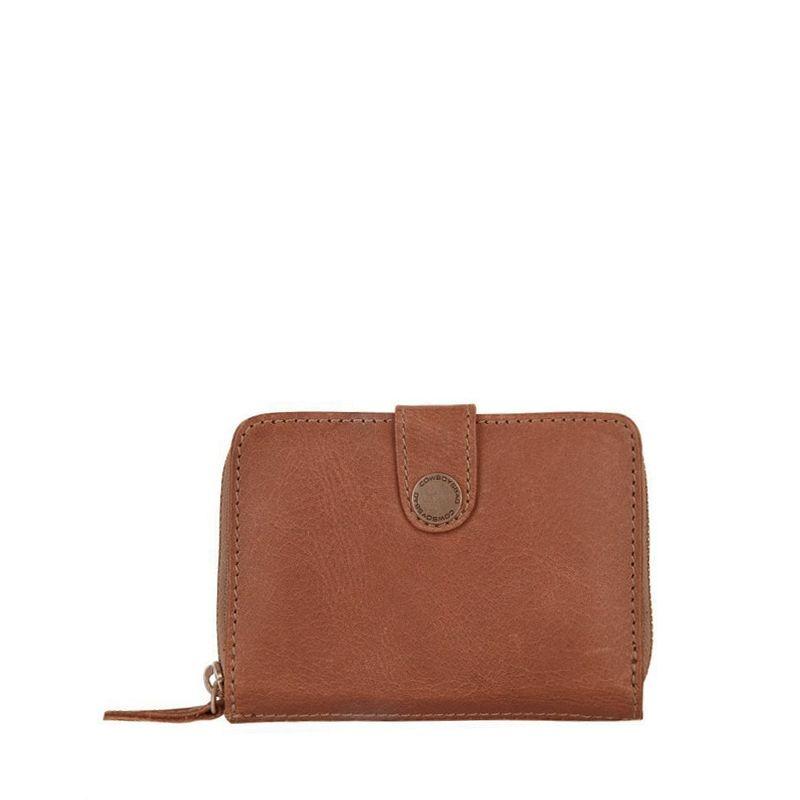 Cowboysbag Purse Haxby Cognac-112945