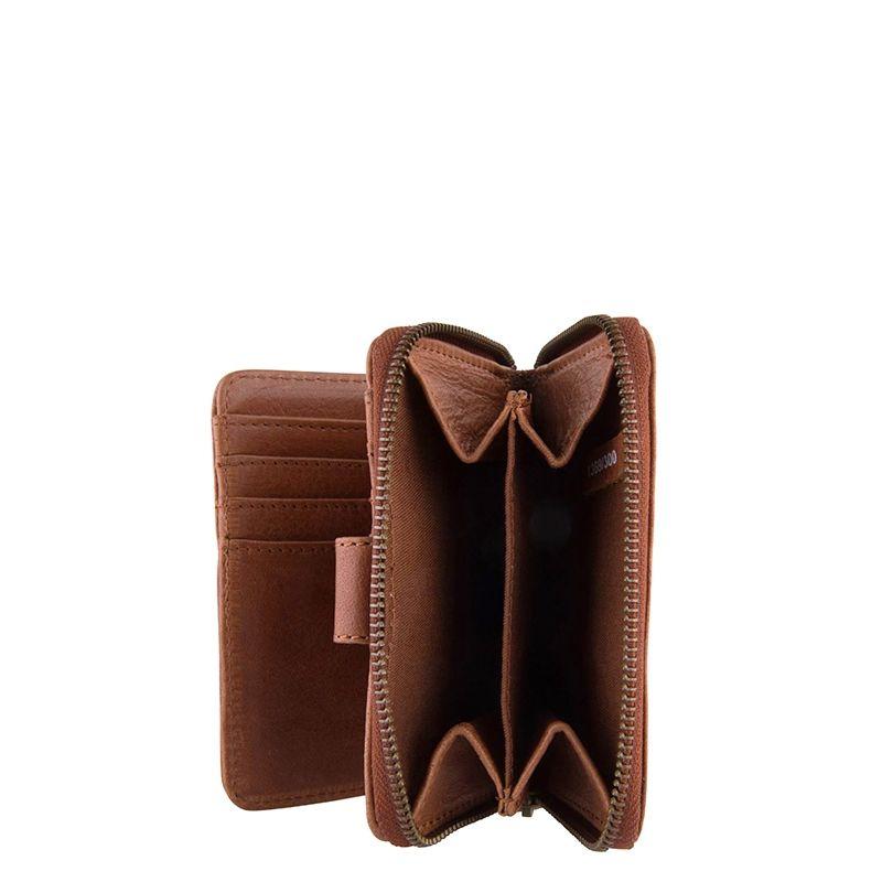 Cowboysbag Purse Haxby Cognac-112946