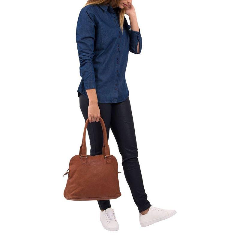 Cowboysbag Carfin Cognac-112923