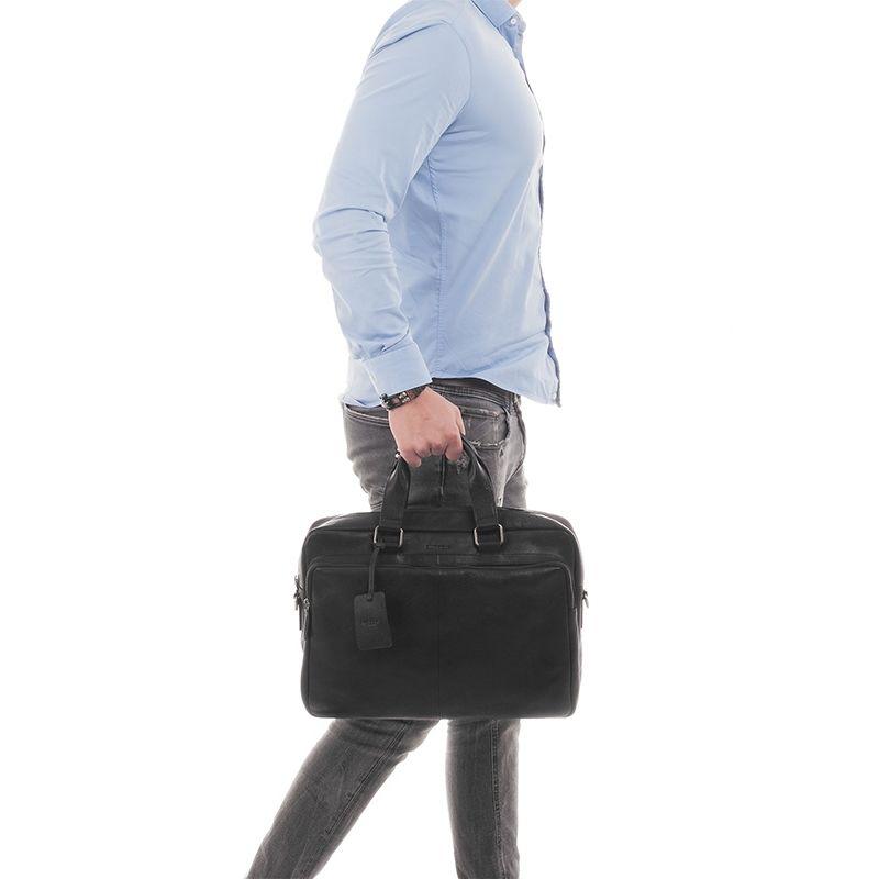Burkely Antique Avery Workbag 15.6'' Black-114365
