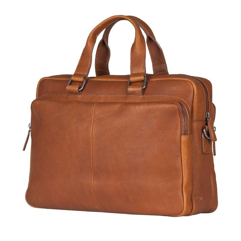 Burkely Antique Avery Workbag 15.6'' Cognac-114359