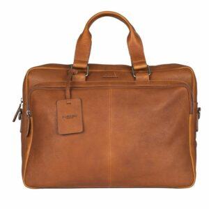 Burkely Antique Avery Workbag 15.6'' Cognac-0