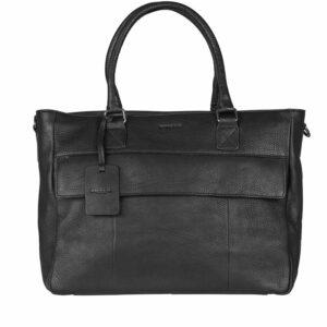 Burkely Antique Avery Diaperbag Black-0