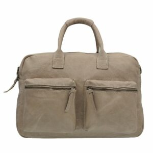 Cowboysbag The College Bag Elephant Grey-0