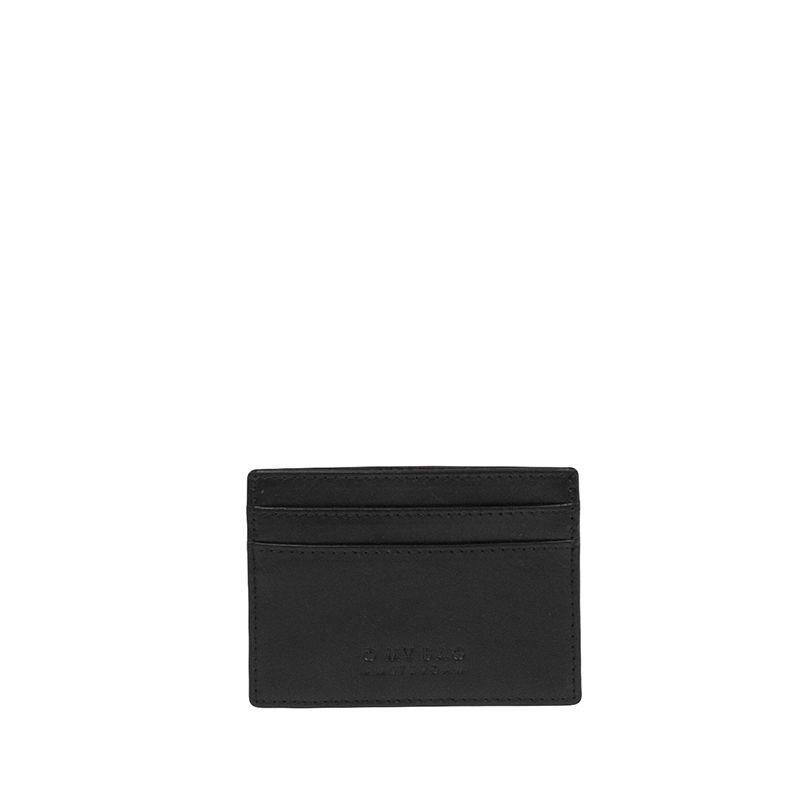 O My Bag Mark's Cardcase Black-0