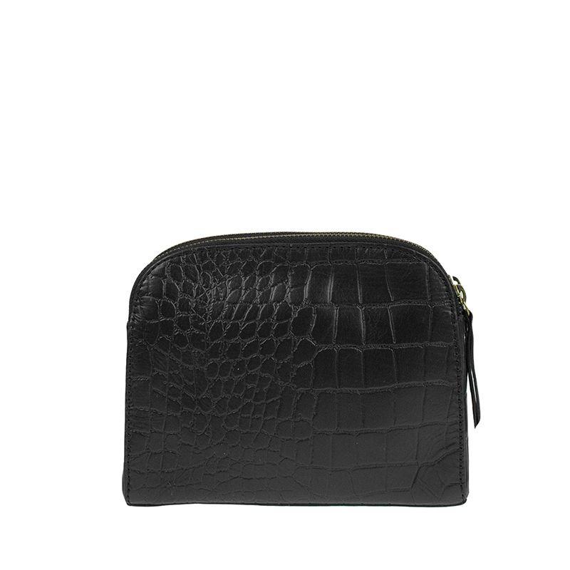 O My Bag Emily Eco Black Croco-118403