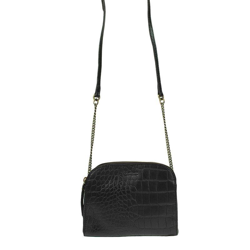 O My Bag Emily Eco Black Croco-118405