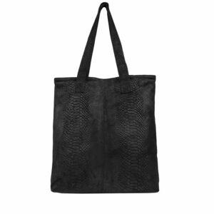 DSTRCT Portland Road Medium Shopper Black-0