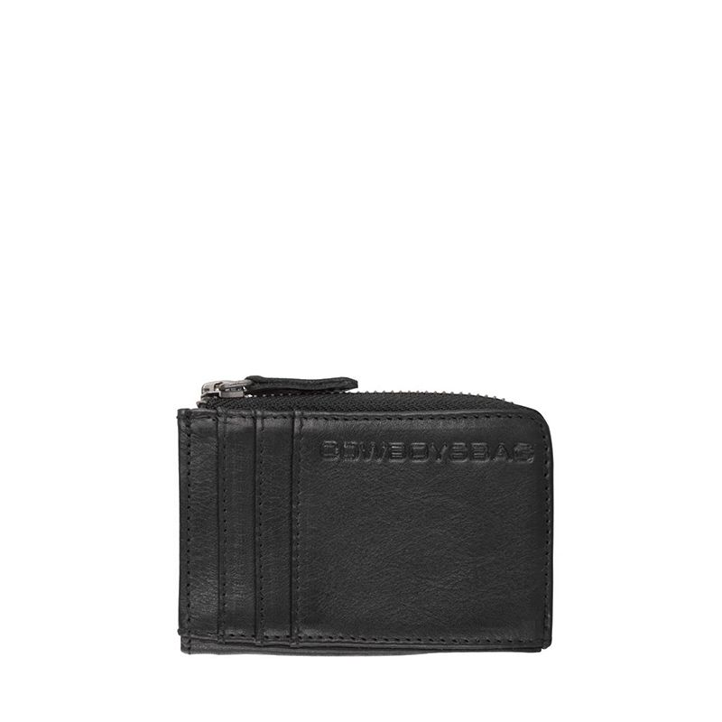Cowboysbag Wallet Hinckley Black-0
