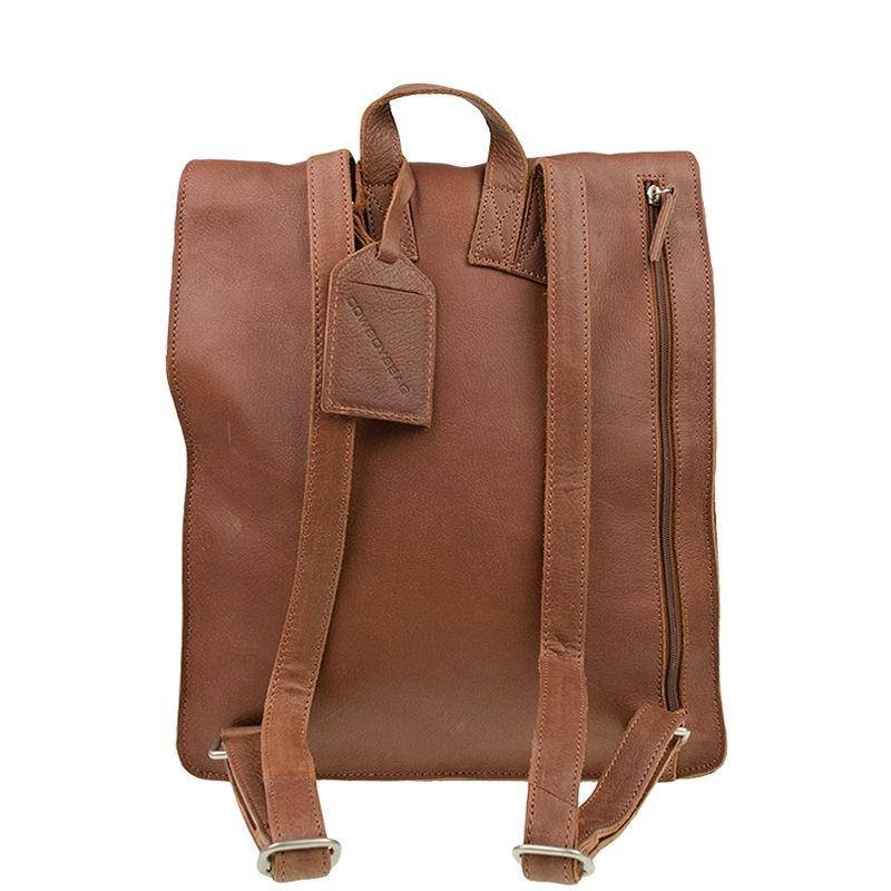 Cowboysbag Backpack Doral 15 inch Cognac-127444