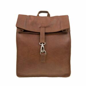 Cowboysbag Backpack Doral 15 inch Cognac-0