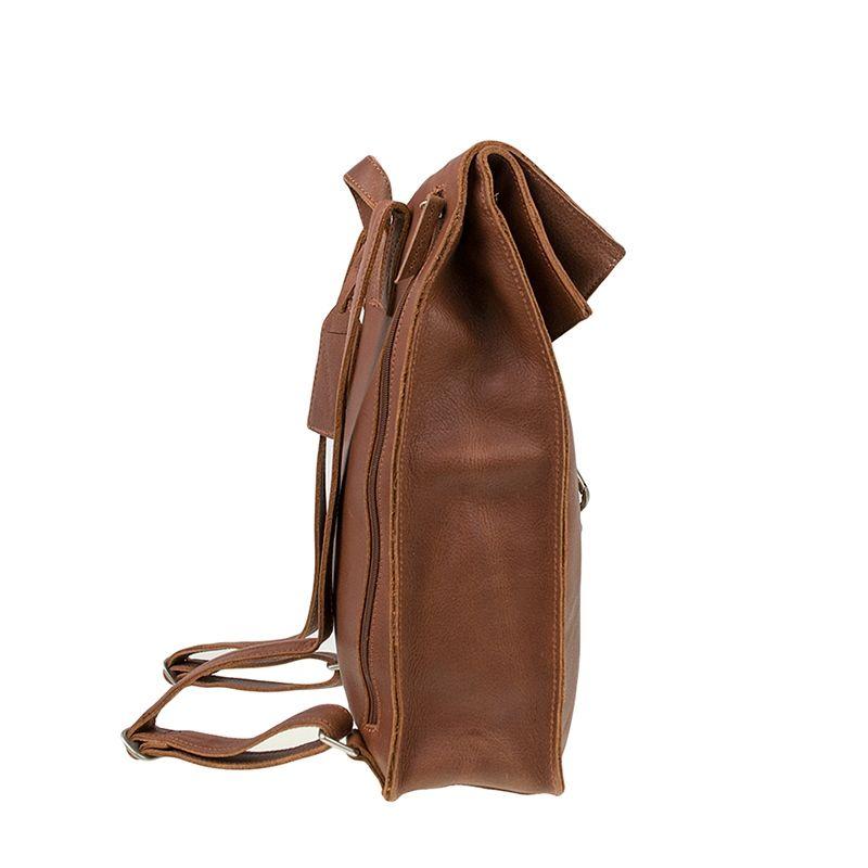 Cowboysbag Backpack Doral 15 inch Cognac-127446