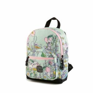 Pick & Pack Backpack Mini Mice Light Blue-0