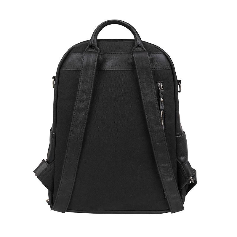 Cowboysbag Diaper Backpack Oburn Black-131932