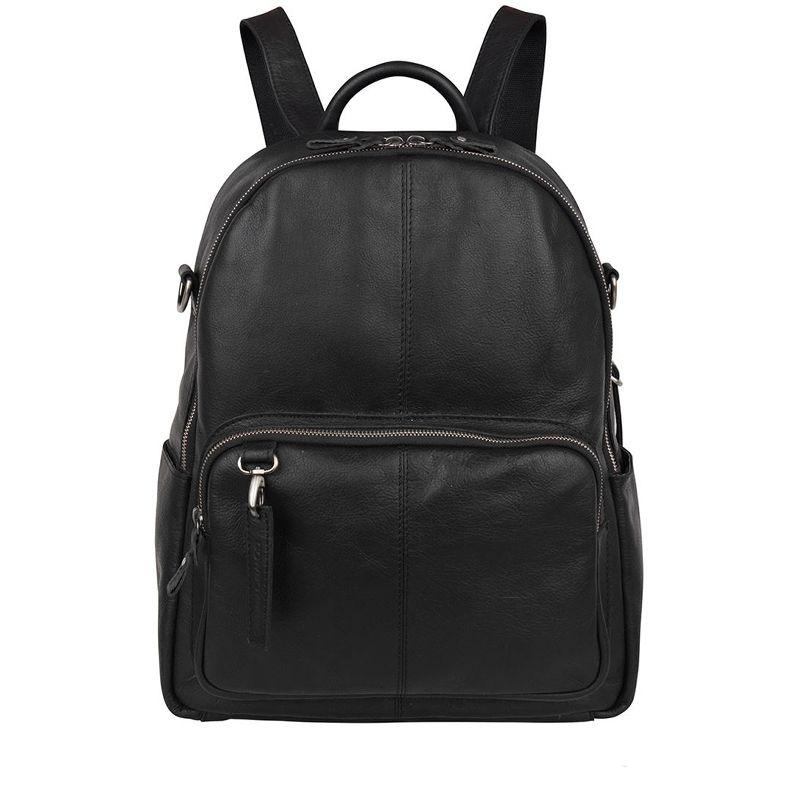 Cowboysbag Diaper Backpack Oburn Black-131933