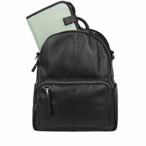 Cowboysbag Diaper Backpack Oburn Black-0