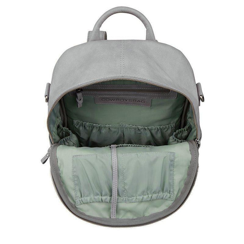 Cowboysbag Diaper Backpack Oburn Grey-132044