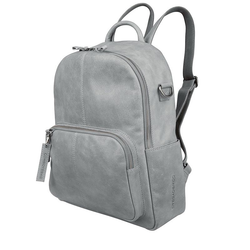 Cowboysbag Diaper Backpack Oburn Grey-132043