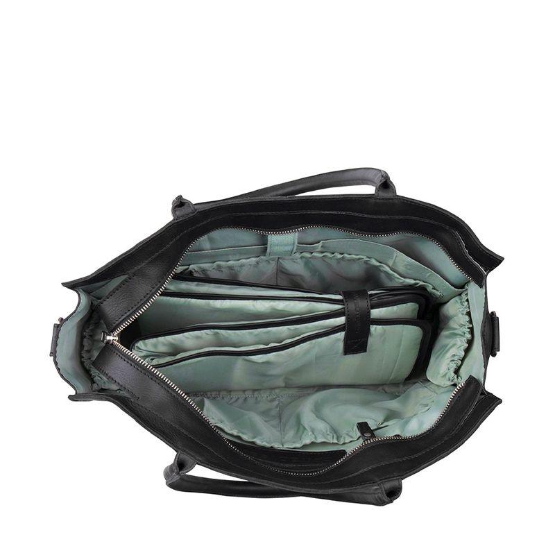 Cowboysbag Diaperbag Tortola Black-132053