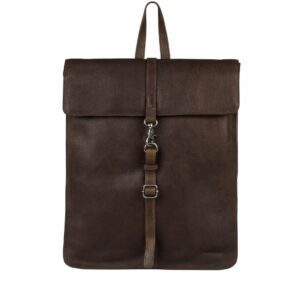 Burkely Antique Avery Backpack Dark Brown-0