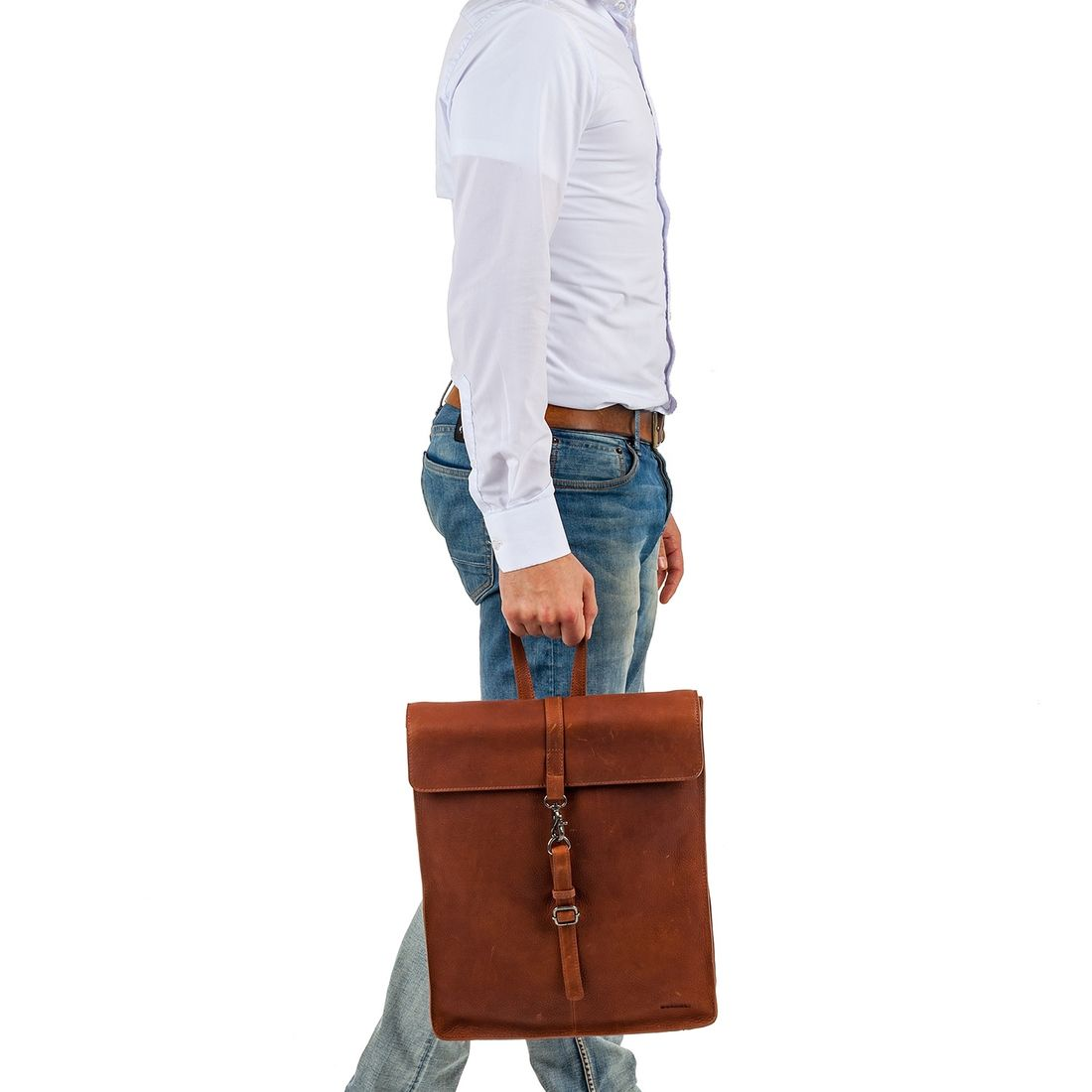 Burkely Antique Avery Backpack Cognac-136593