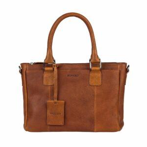 Burkely Antique Avery Handbag Cognac-0