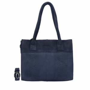 DSTRCT Portland Road Small Shoulder Bag Dark Blue-0
