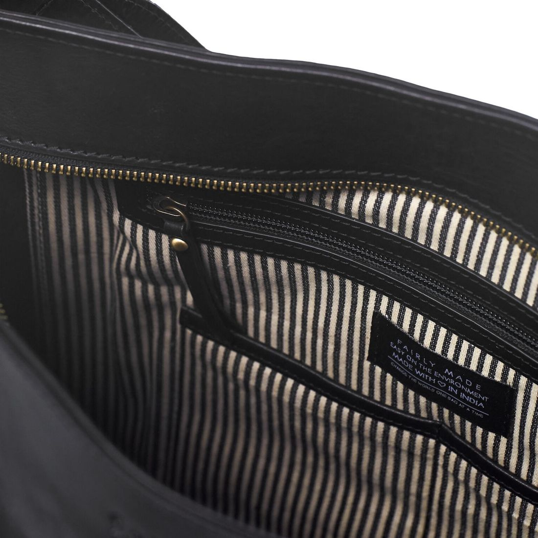 O My Bag Olivia Eco Stromboli Black-134423