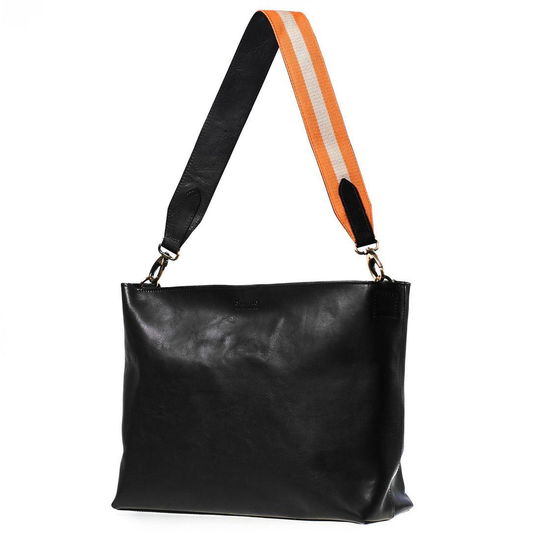 O My Bag Olivia Eco Stromboli Black-134425