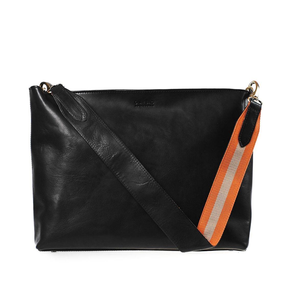 O My Bag Olivia Eco Stromboli Black-134427