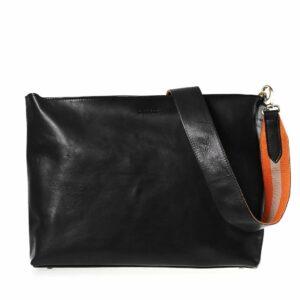 O My Bag Olivia Eco Stromboli Black-0